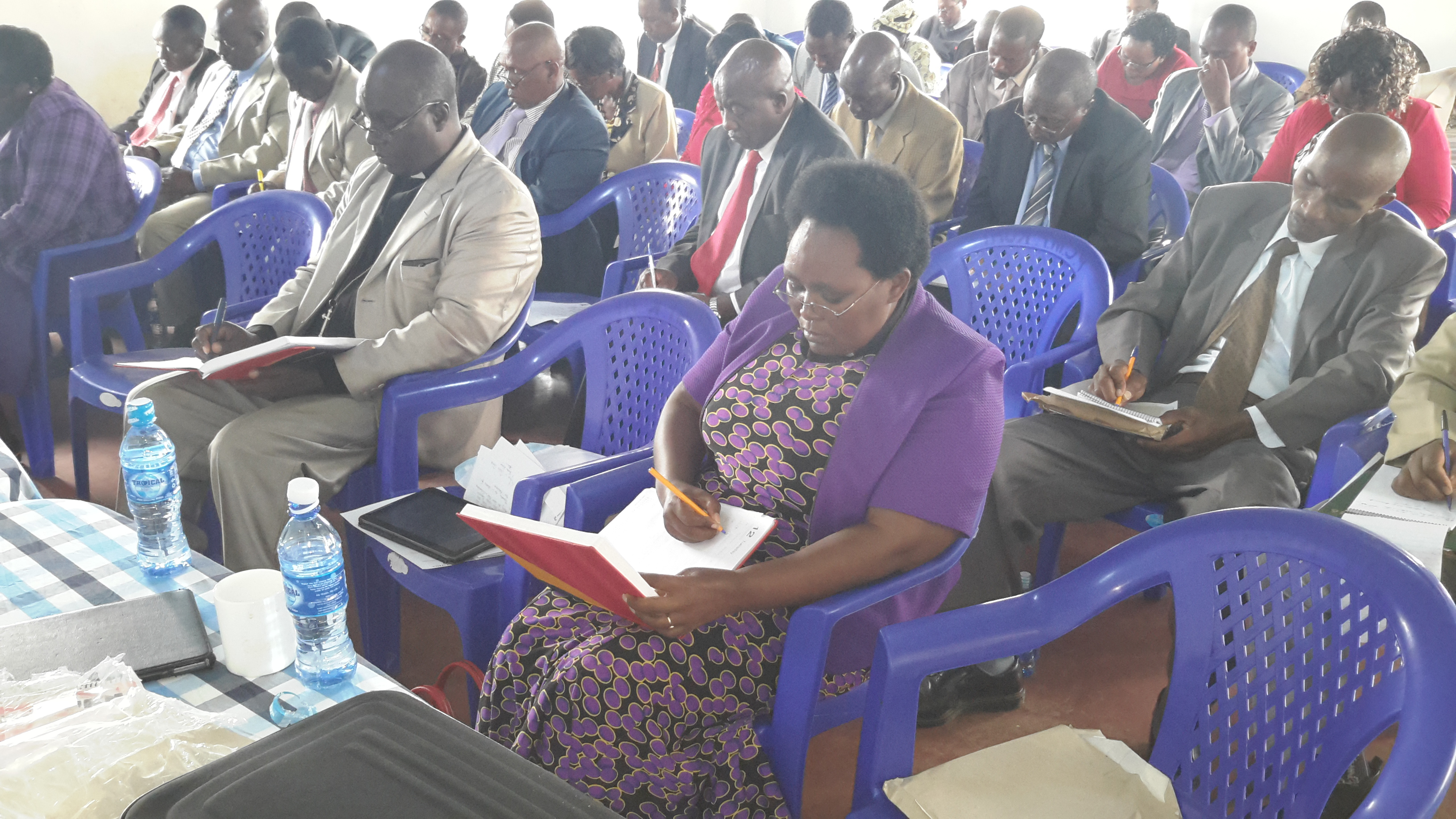 PCEA Nairobi East Presbytery Congregations Seminar