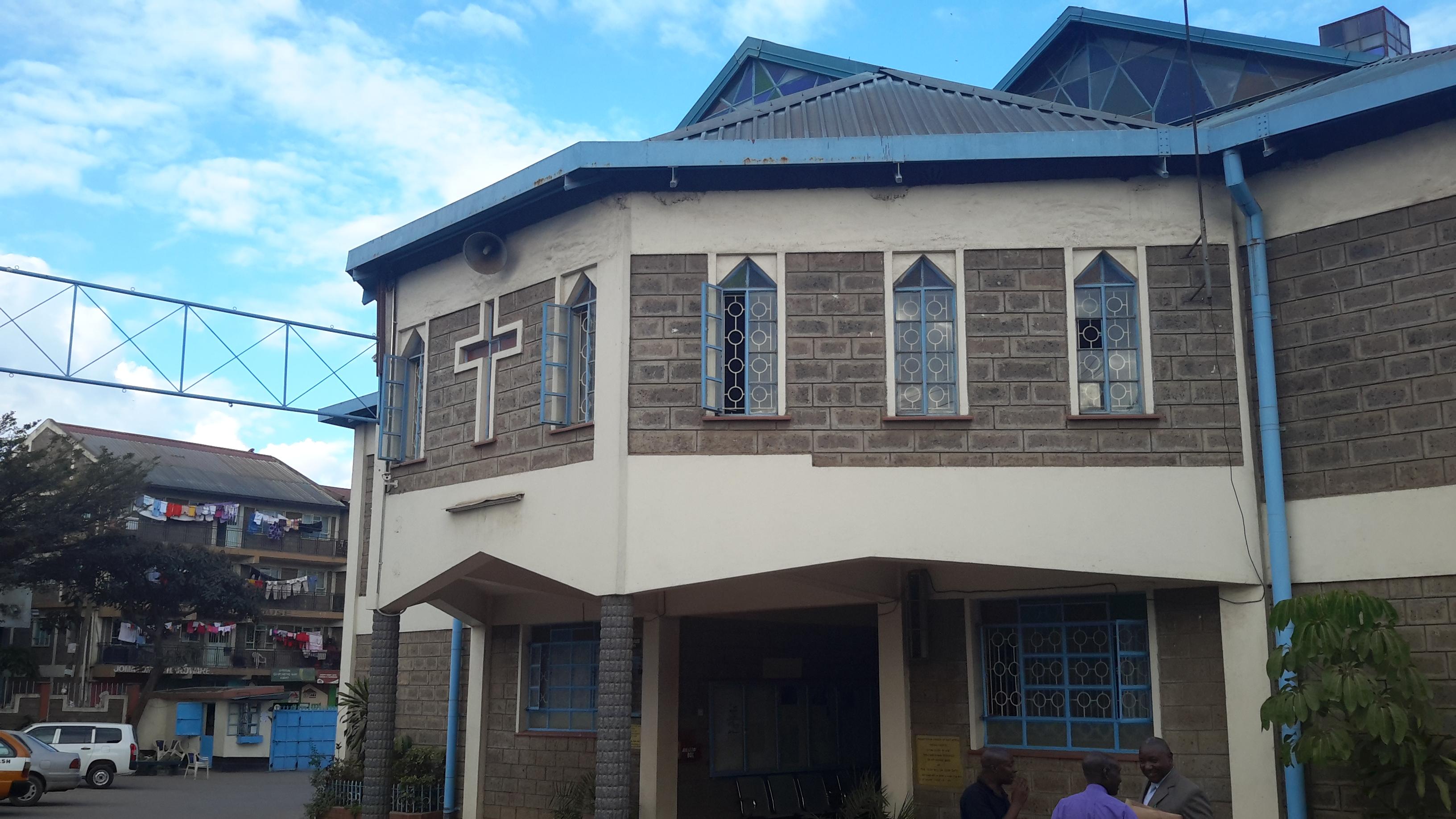 Kariobangi South Parish Finance meeting