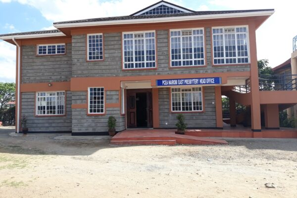Head office PCEA Nairobi East Presbytery